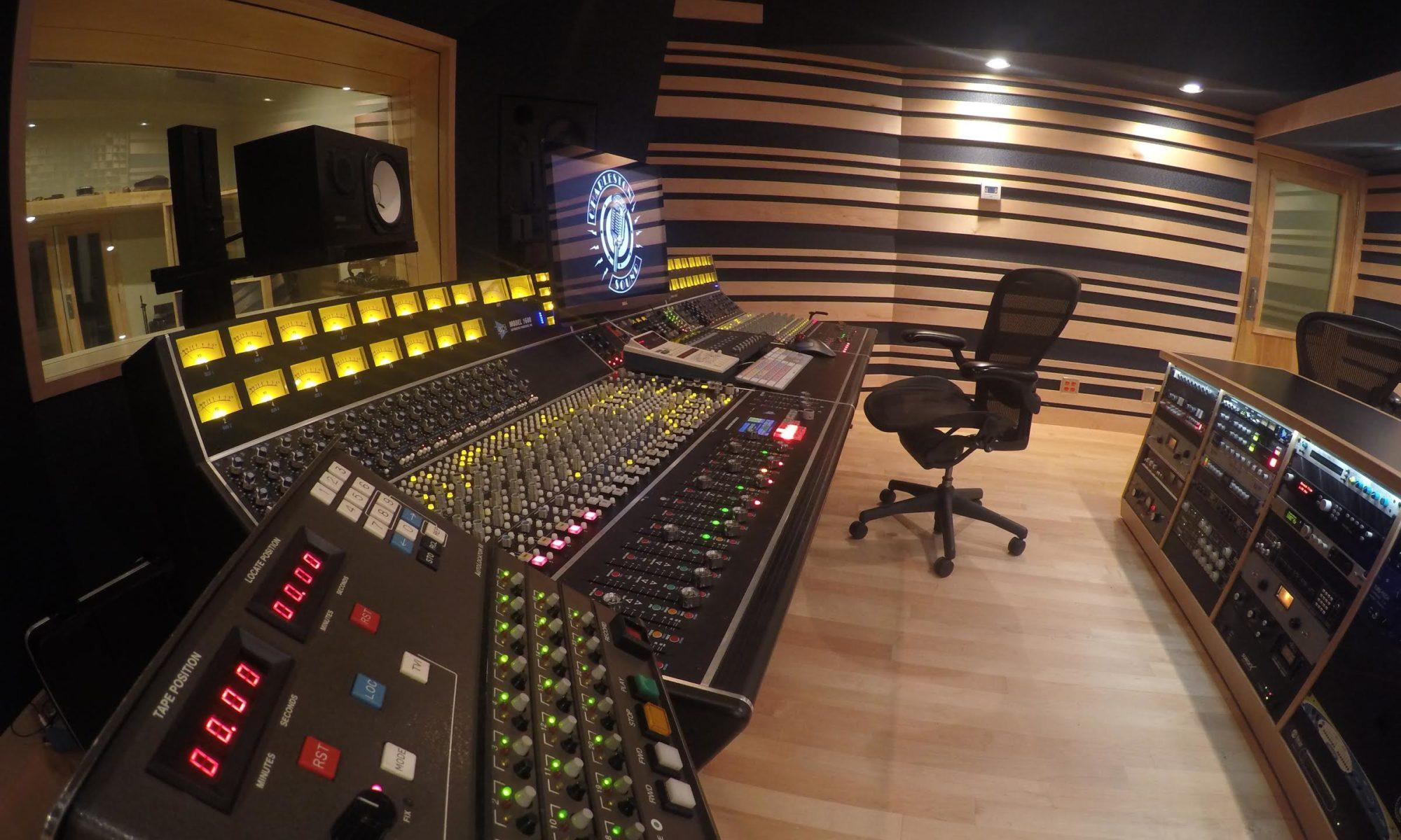Charleston Sound Studios